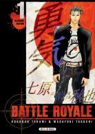 Manga - Battle Royale