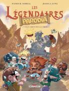 Les légendaires - Parodia 2