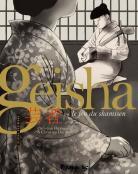 Geisha, le jeu du shamisen 1