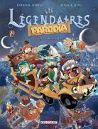 Les légendaires - Parodia 3