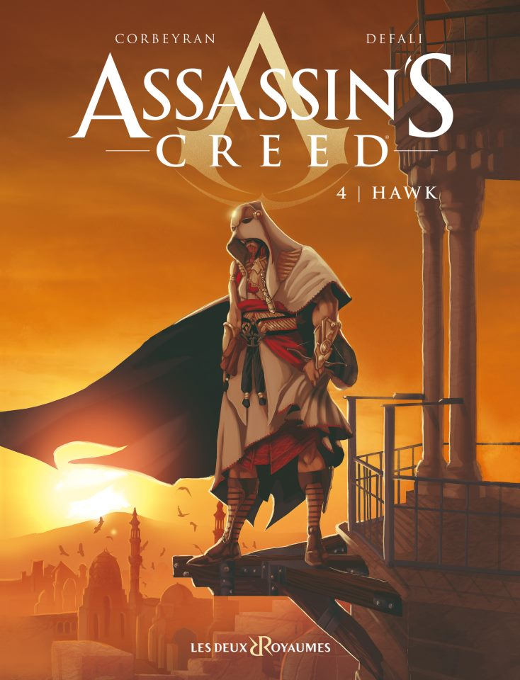 Assassin's Creed  Volumes 04 PDF
