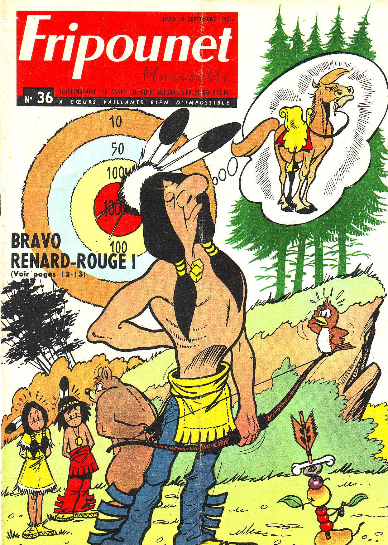 bande dessinee 1966