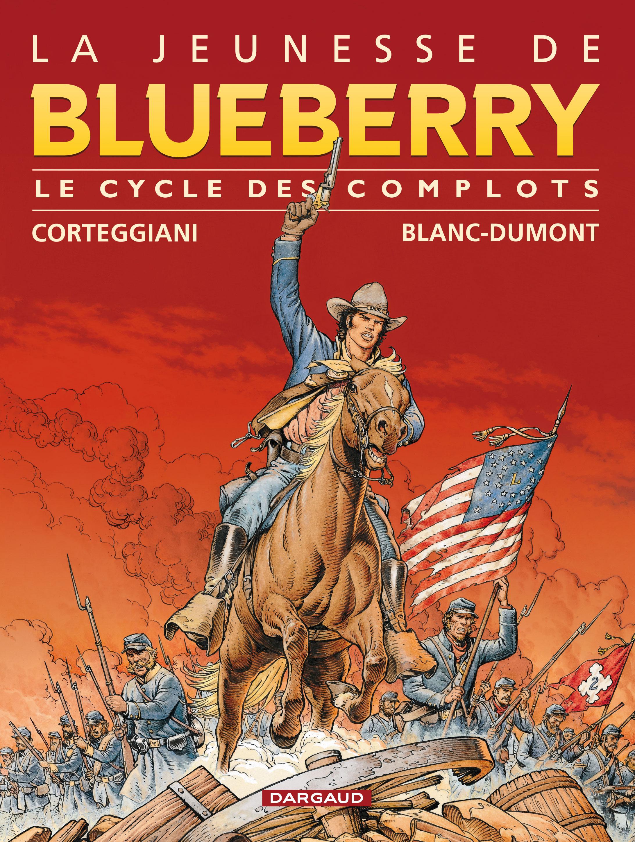 bande dessinee blueberry