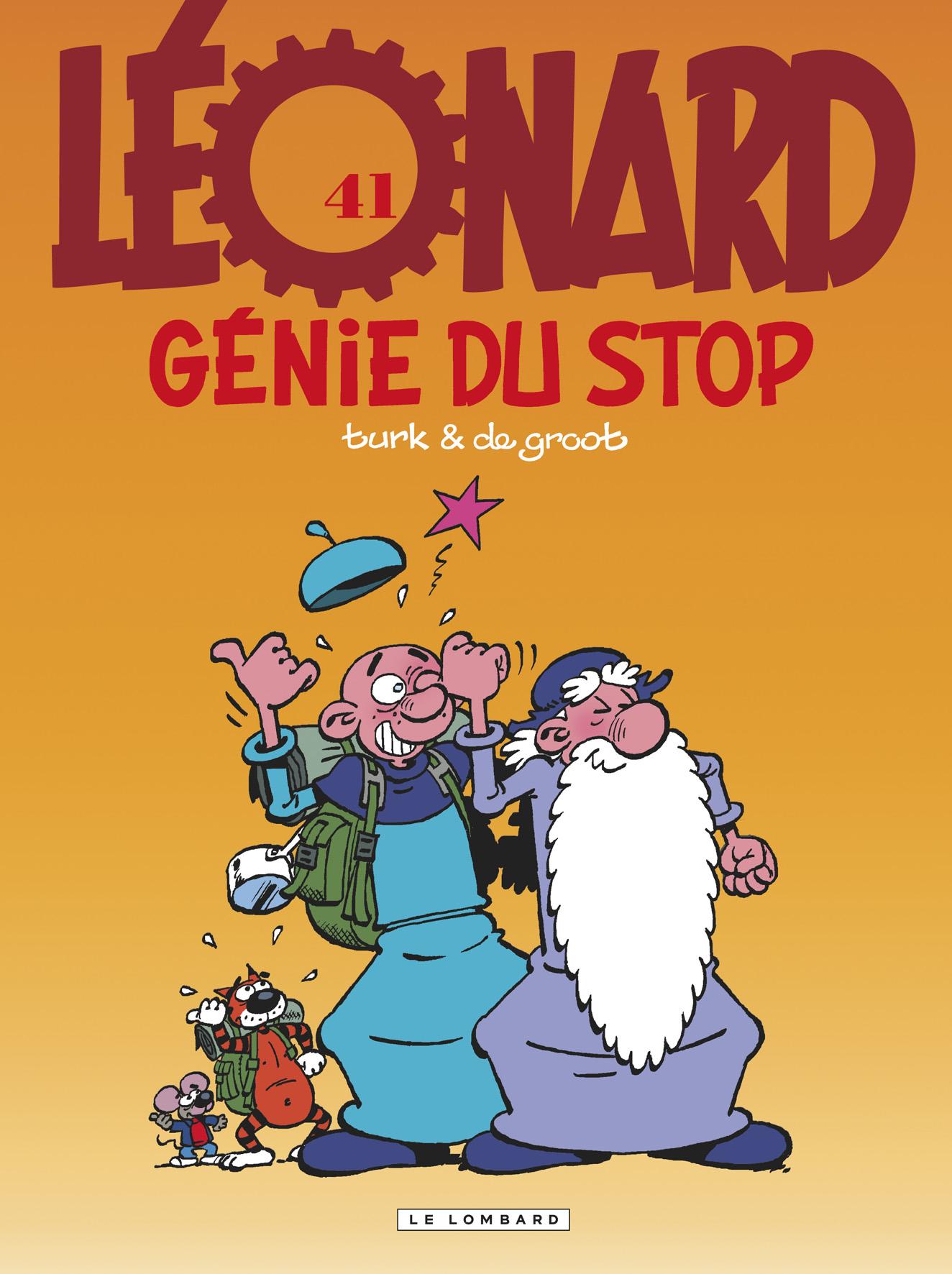 bande dessinee leonard