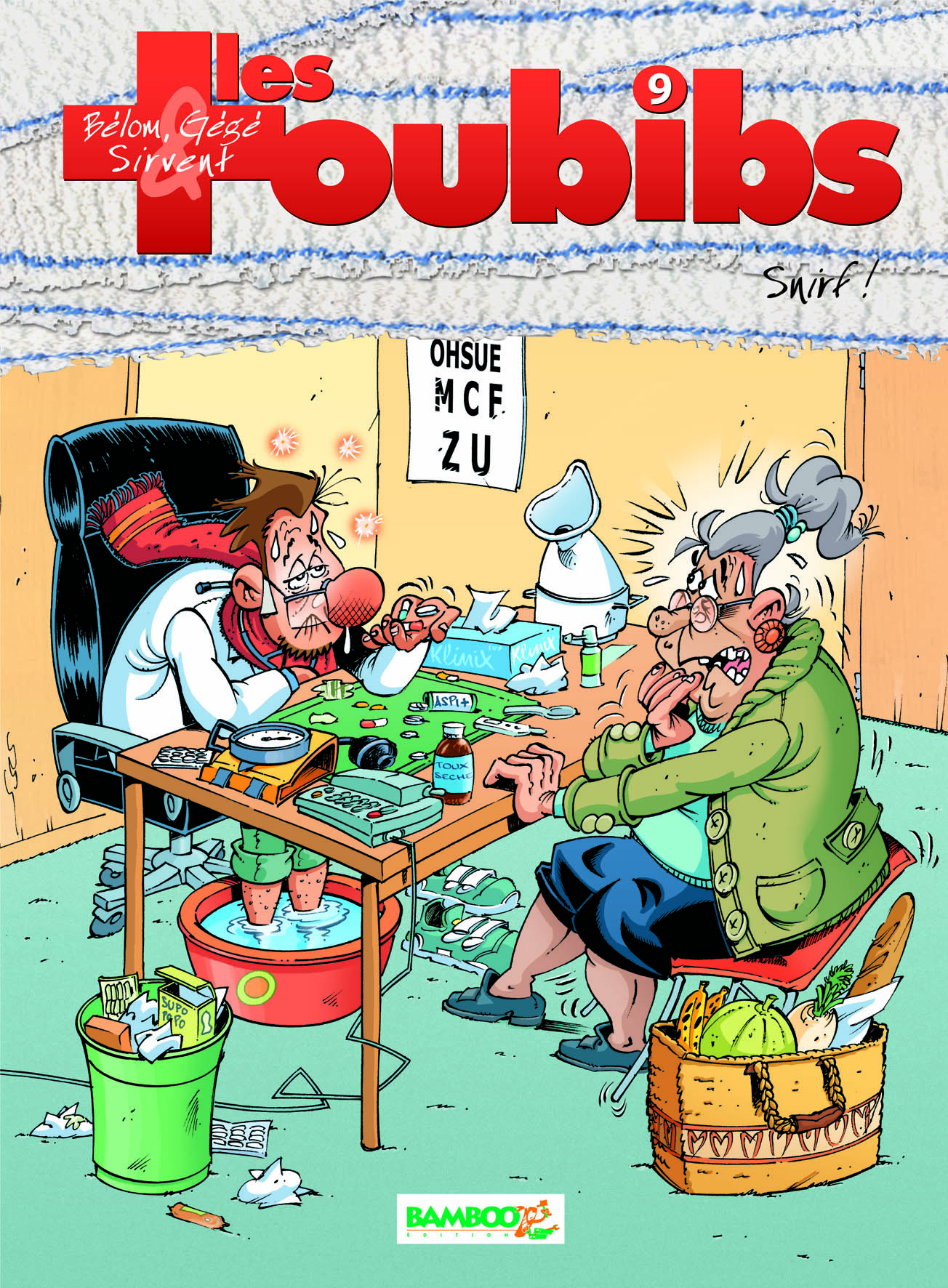 Les Toubibs Tome 9