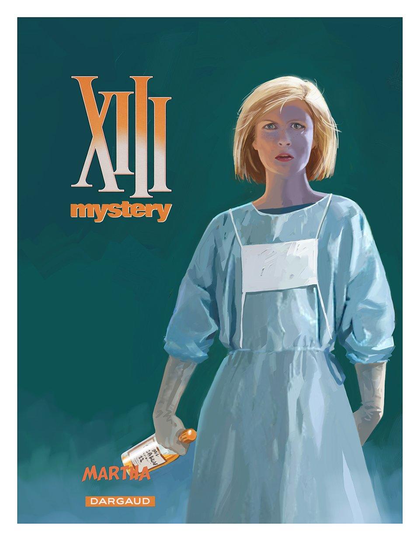 XIII mystery 8