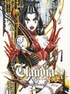 Claudia, chevalier vampire 1