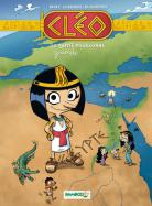 Cléo la petite pharaonne