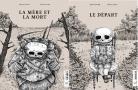 BD - La mère et la mort / Le départ