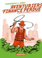 BD - Les aventuriers de la finance perdue