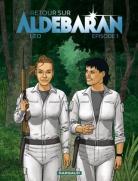 BD - Les Mondes d'Aldébaran - Retour sur Aldébaran