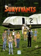 Les mondes d'Aldébaran - Survivants 1