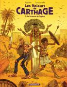 BD - Les voleurs de Carthage