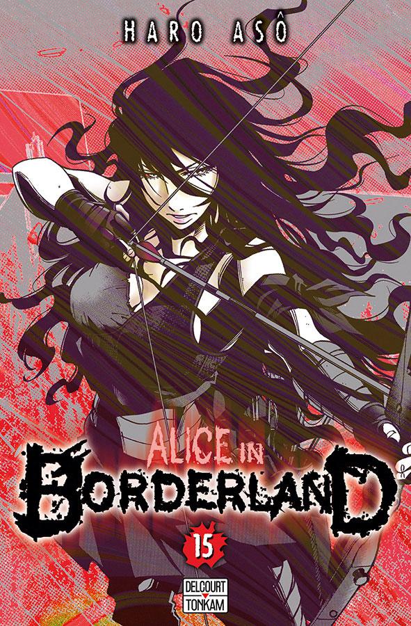 [ MANGA / OAV ] Alice in Borderland Alice-in-borderland-manga-volume-15-simple-262293