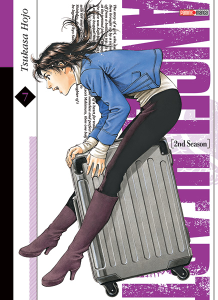 angel heart saison 2 7 dition fran aise panini manga manga sanctuary. Black Bedroom Furniture Sets. Home Design Ideas