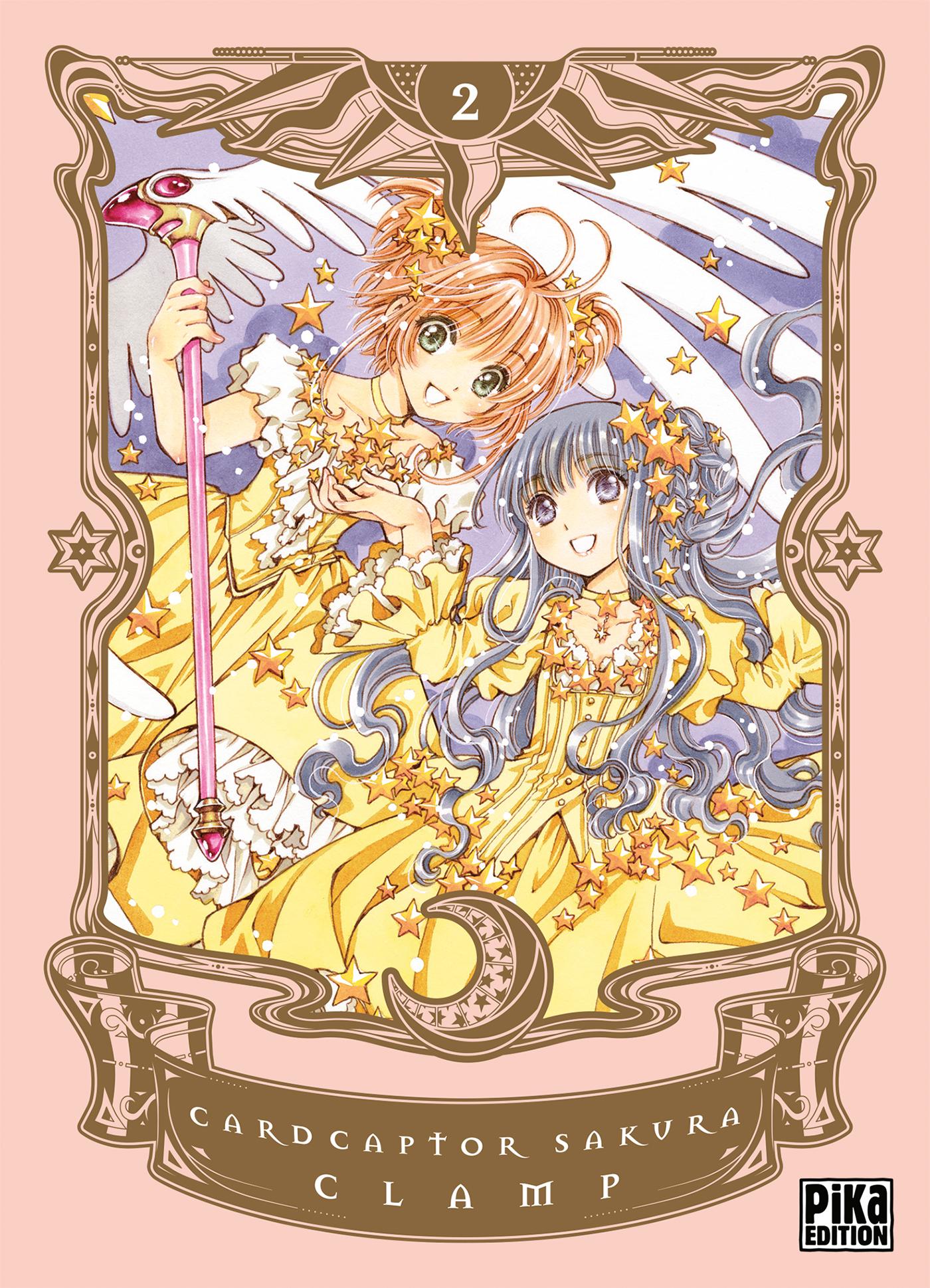 Vos achats d'otaku et vos achats ... d'otaku ! - Page 20 Card-captor-sakura-manga-volume-2-edition-2017-242525