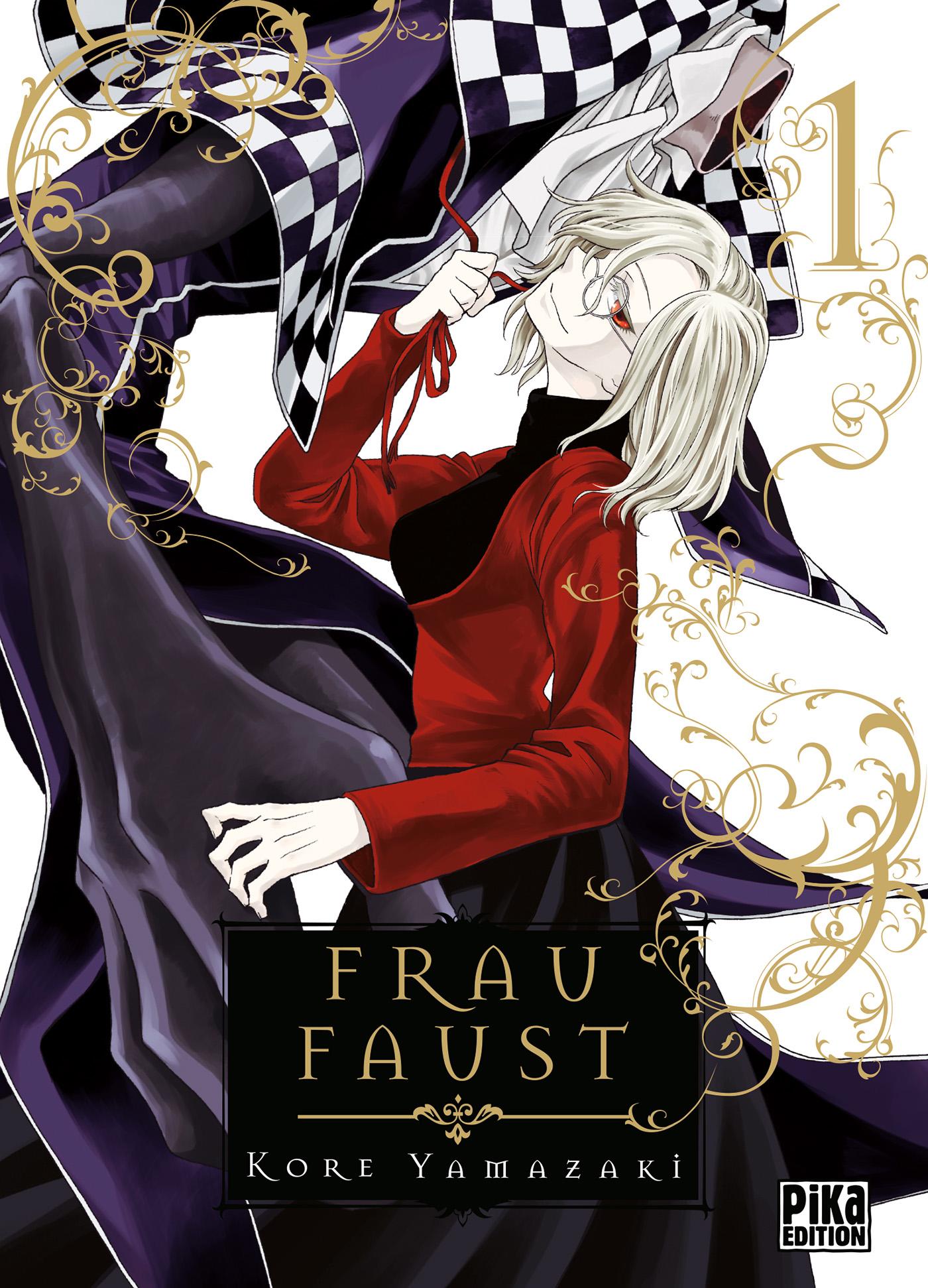 Frau Faust chez Pika