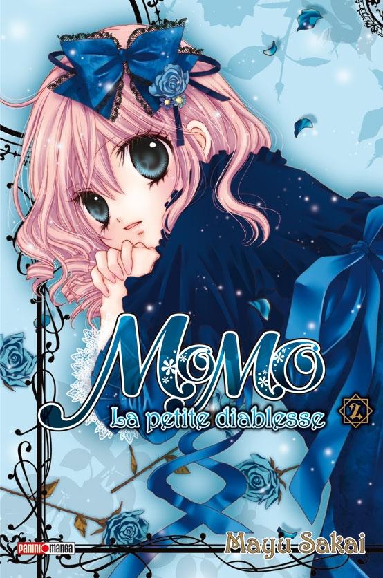 Momo la petite diablesse 2 dition simple panini manga manga sanctuary - Petite diablesse ...