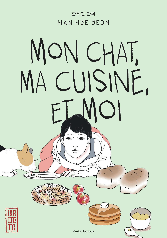Mon chat ma cuisine et moi dition simple kana manga - Ma cuisine fr ...