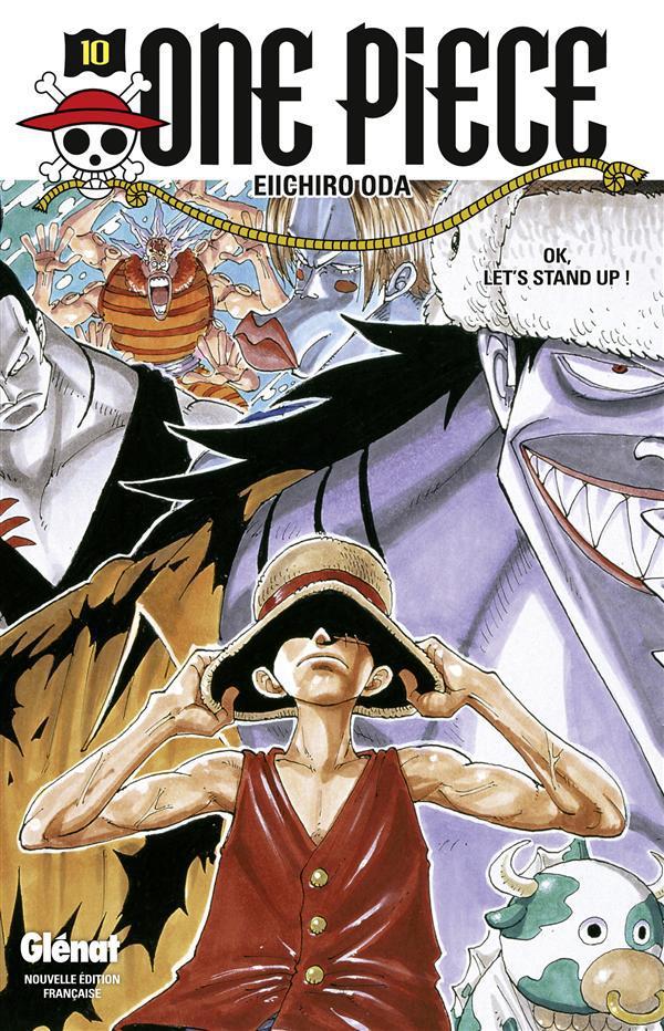 One Piece 10 édition Nouvelle Edition