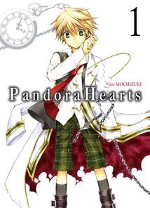 pandora hearts manga en ligne