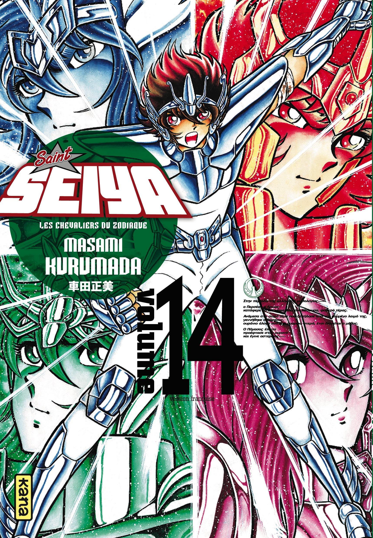 chevalier du zodiaque manga