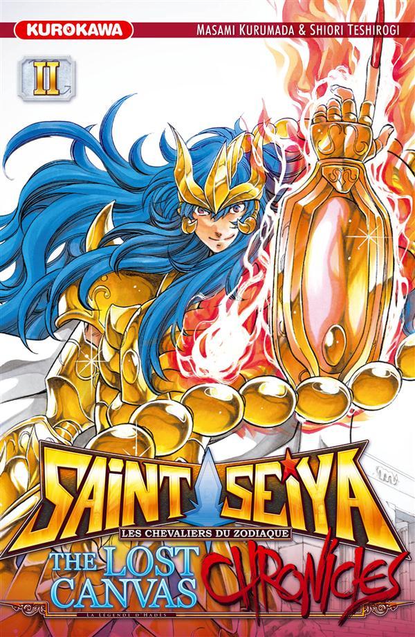 Saint seiya lost canvas season 2 / Next upcoming movies of