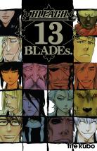 Fanbook - Bleach 13 BLADEs