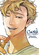 Manga - CANIS -Dear Hatter-