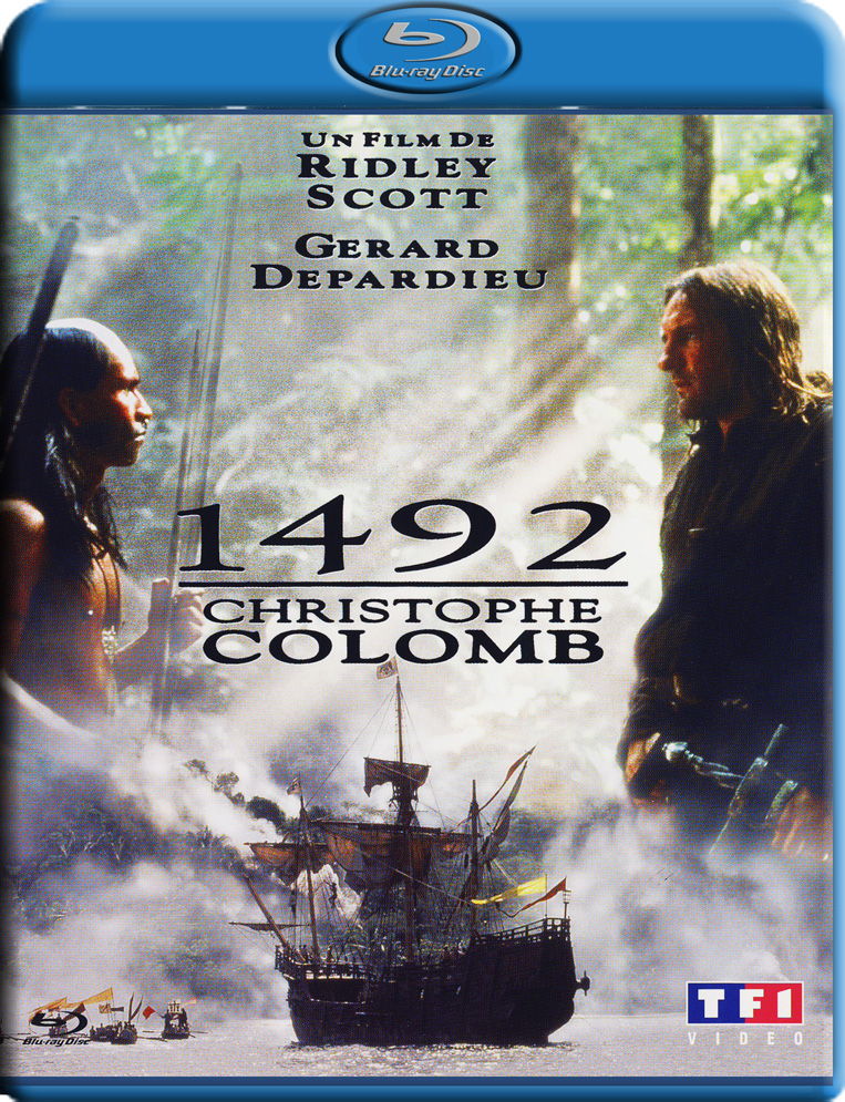 film 1492 christophe colomb