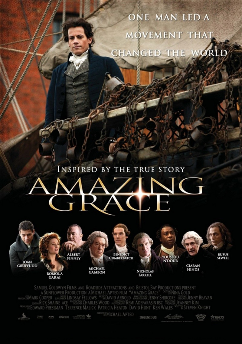 essay about the movie amazing grace