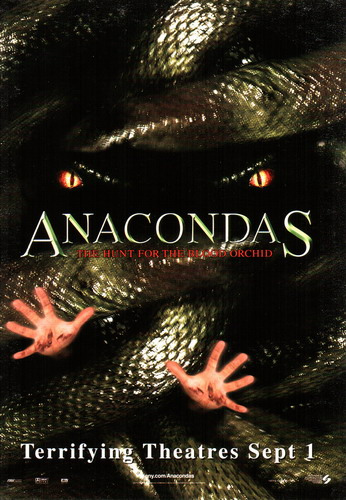 Anacondas 2 - Film - Ciné Sanctuary
