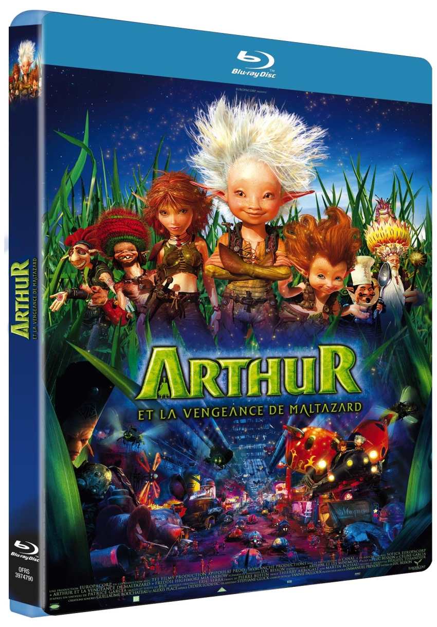 [MULTI] Arthur et la vengeance de Maltazard [MULTI With TRUEFRENCH] [Bluray 720p]