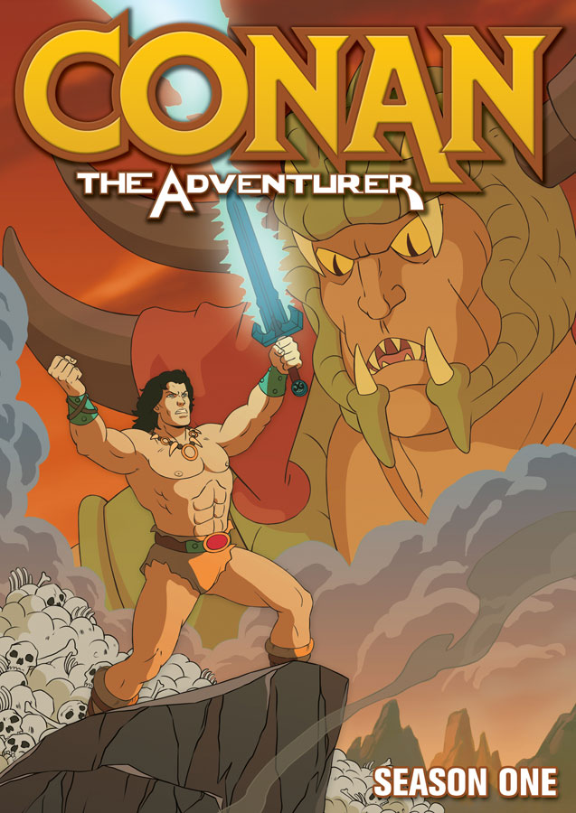 conan l aventurier streaming