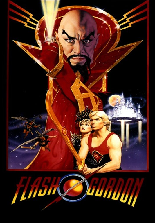 Flash Gordon (1980) - Film - Ciné Sanctuary