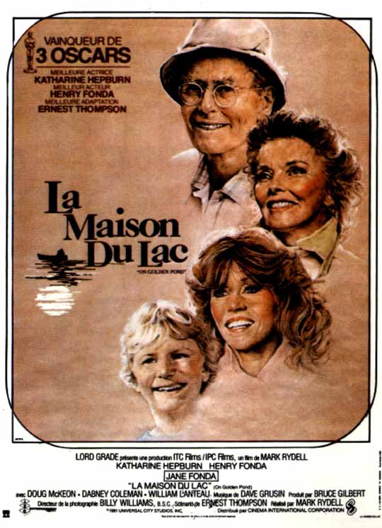 La maison du lac  (On Golden Pond)   VF