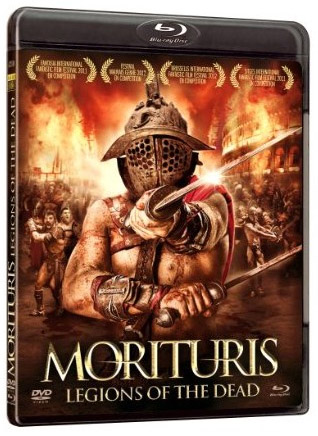 Morituris - Legions of the dead affiche