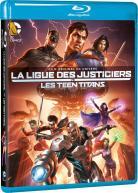 La Ligue des Justiciers vs. les Teen Titans 1