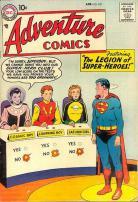 Comics - Adventure Comics
