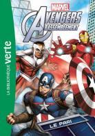 Avengers Rassemblement (Bibliothèque verte) 9