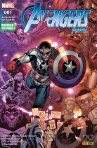Avengers Universe 1