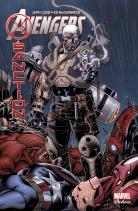 Avengers - X-sanction 1
