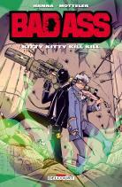 Comics - Bad Ass - Kitty Kitty Kill Kill