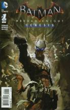 Batman - Arkham Knight - Genesis