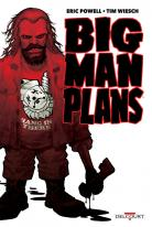 Comics - Big man plans