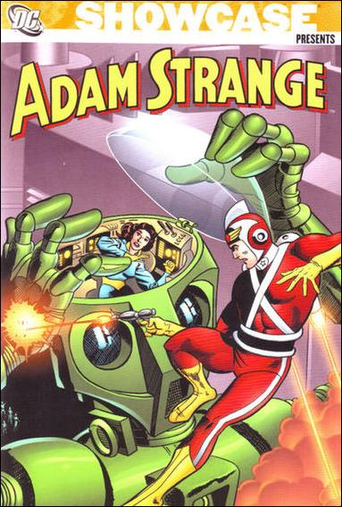adam strange 1 233dition int233grale dc comics comics