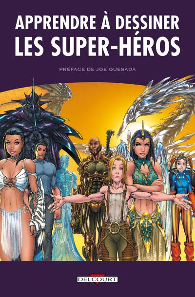 Assez Apprendre à dessiner les super-héros 1 édition simple - Delcourt  TB31