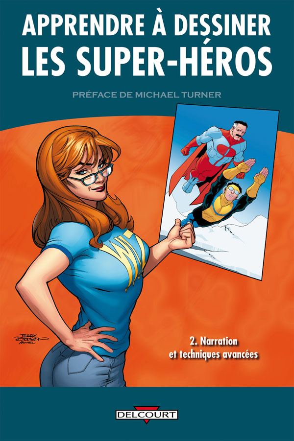 Souvent Apprendre à dessiner les super-héros 2 édition simple - Delcourt  YE33