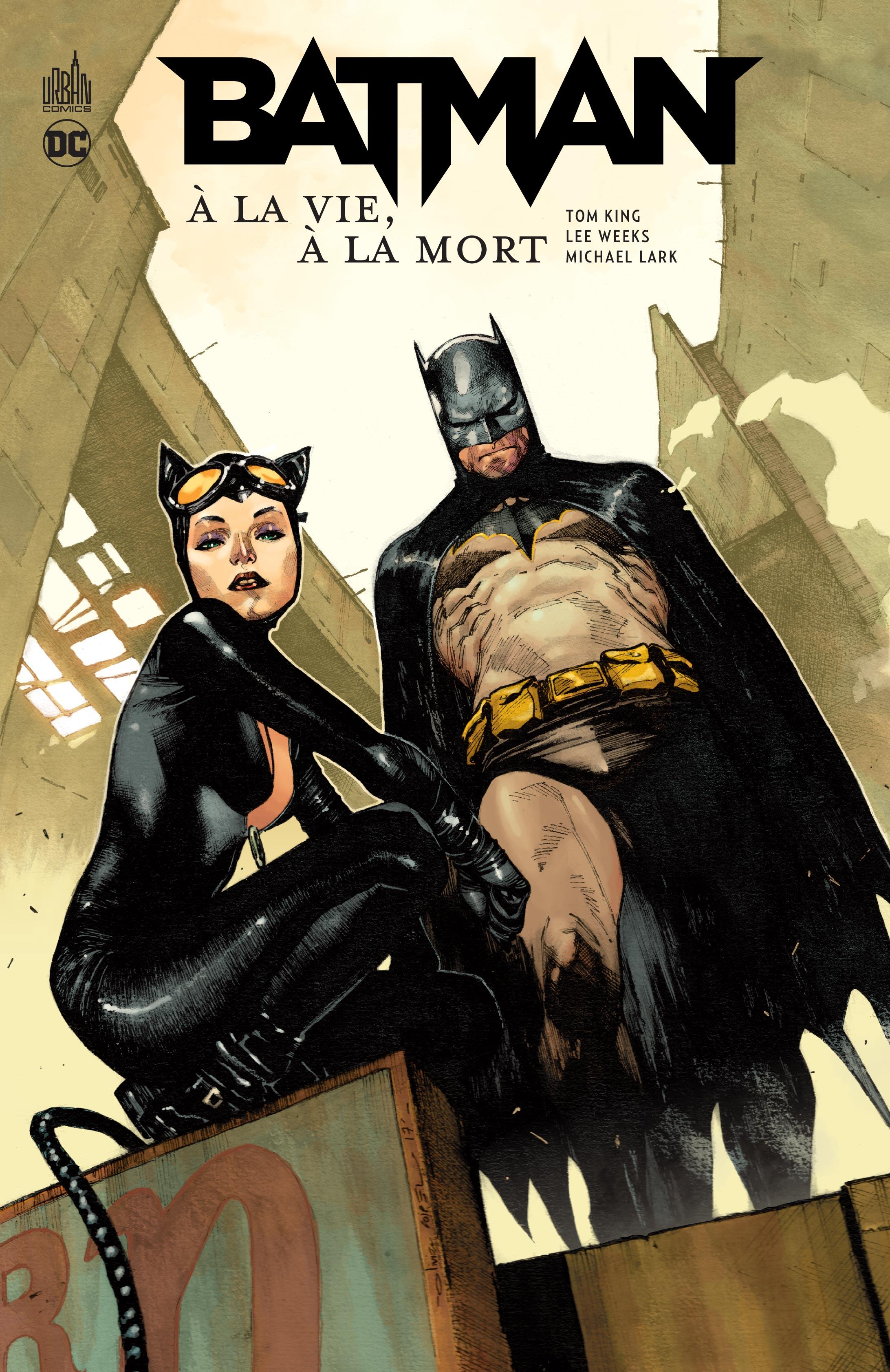 mariage batman catwoman