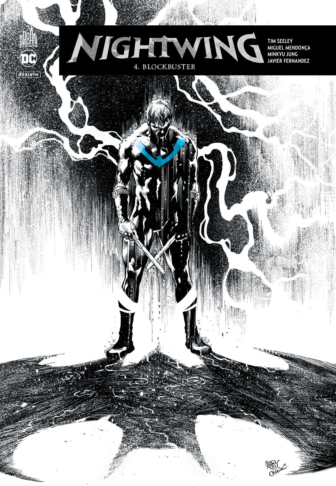 rebirth comics VF